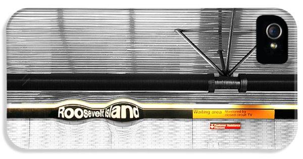 Roosevelt Island Subway Station IPhone 5 Case