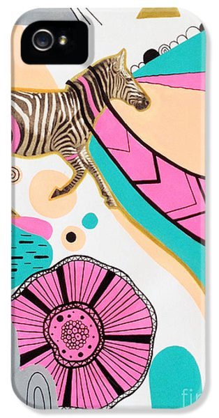 Running High IPhone 5 Case by Susan Claire
