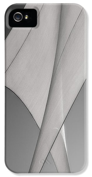 Sailcloth Abstract Number 3 IPhone 5 Case