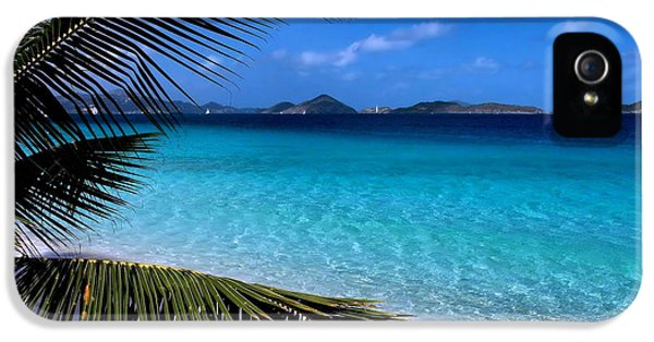 Saloman Beach - St. John IPhone 5 Case