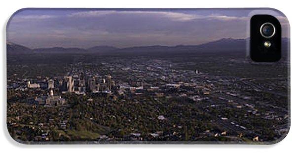 Salt Lake Valley IPhone 5 Case