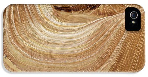 Sandstone Lines IPhone 5 Case