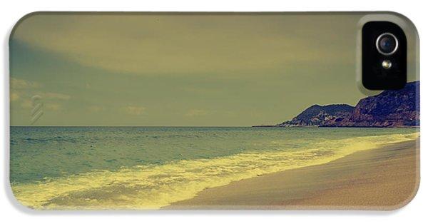 Sandy Beach IPhone 5 Case