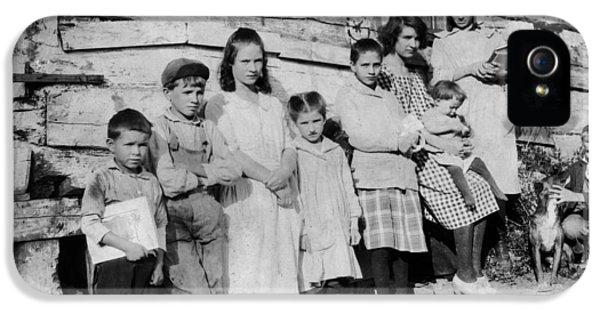 School Children, 1921 IPhone 5 Case by Granger