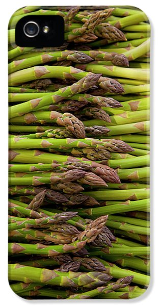Scotts Asparagus Farm, Marlborough IPhone 5 / 5s Case by Douglas Peebles