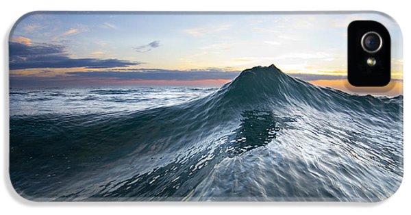 Sea Mountain IPhone 5 Case