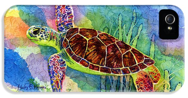 Sea Turtle IPhone 5 Case