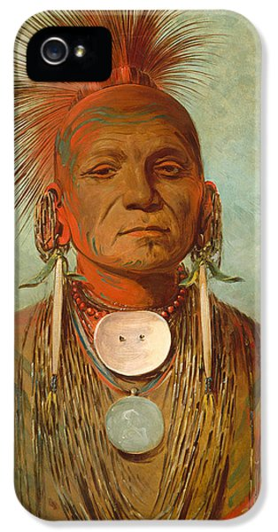 See Non Ty A An Iowa Medicine Man IPhone 5 Case