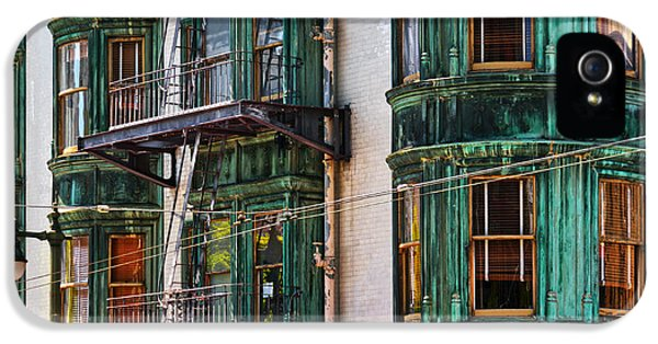 Sentinel Building Or Columbus Tower IPhone 5 / 5s Case by RicardMN Photography