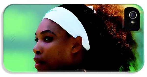 Serena Williams Match Point IPhone 5 Case