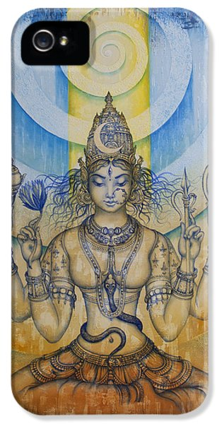 Shakti - Tripura Sundari IPhone 5 Case