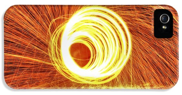 Shooting Sparks IPhone 5 Case