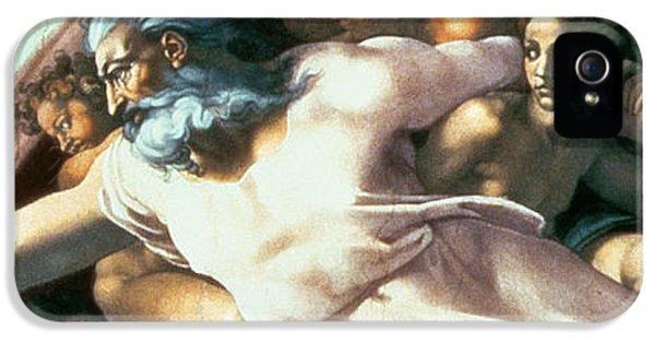Creation Of Adam iPhone 5 Cases | Fine Art America