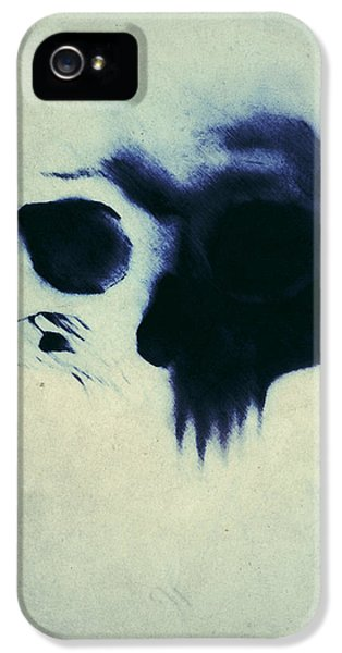 Skull IPhone 5 Case by Nicklas Gustafsson