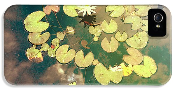 Sky Dance IPhone 5 Case by Olivia StClaire