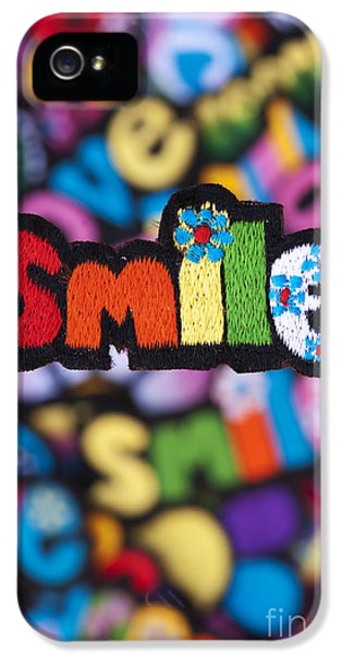 Smile IPhone 5 / 5s Case by Tim Gainey