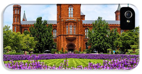 Smithsonian Castle IPhone 5 Case