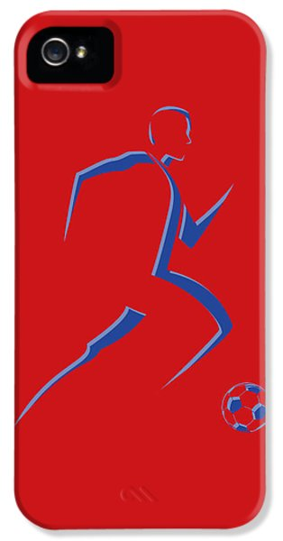 Soccer Player8 IPhone 5 Case