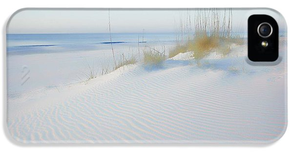Soft Sandy Beach IPhone 5 Case by Michael Thomas