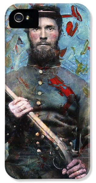 Soldier Fellow 2 IPhone 5 Case