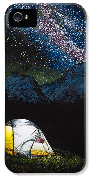 Solitude IPhone 5 Case