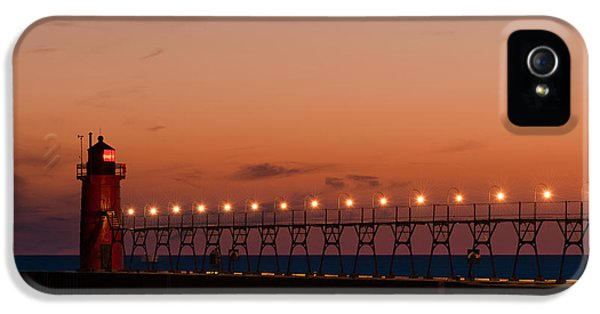 South Haven Reflection IPhone 5 Case by Sebastian Musial