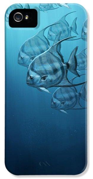 Spade Fish IPhone 5 Case