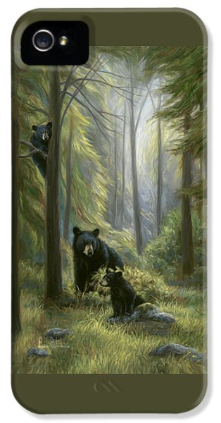 Spirits Of The Forest IPhone 5 Case