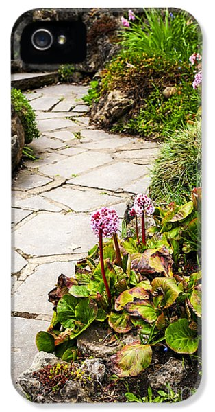 Spring Garden IPhone 5 Case by Elena Elisseeva
