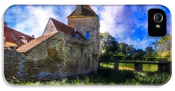 Spring Romance In The French Countryside IPhone 5 / 5s Case by Debra and Dave Vanderlaan