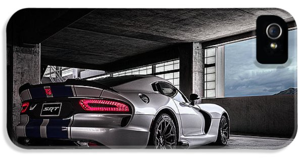 Srt Viper IPhone 5 Case by Douglas Pittman