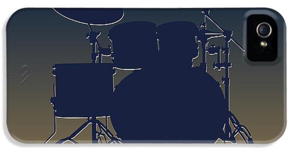 St Louis Rams Drum Set IPhone 5 Case by Joe Hamilton