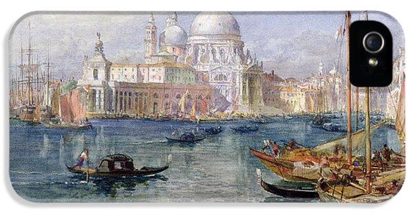St Maria Della Salute Venice IPhone 5 Case