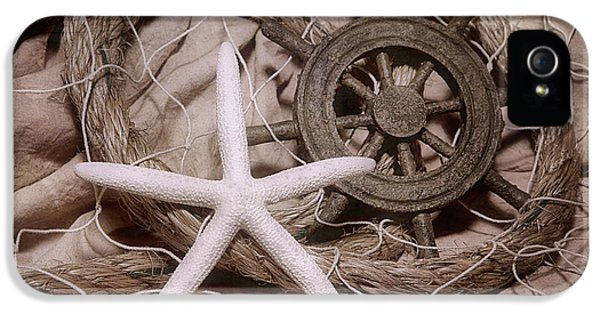 Starfish Still Life IPhone 5 Case by Tom Mc Nemar