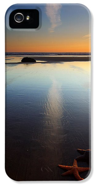 Starfish Sunset IPhone 5 Case
