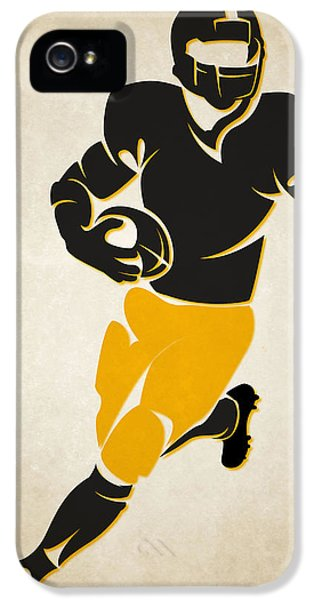 Steelers Shadow Player IPhone 5 Case