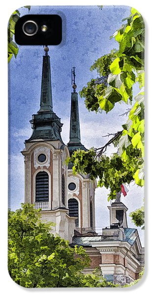 Steeples  IPhone 5 Case