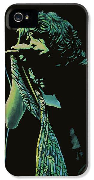 Steven Tyler iPhone 5 Case - Steven Tyler 2 by Paul Meijering