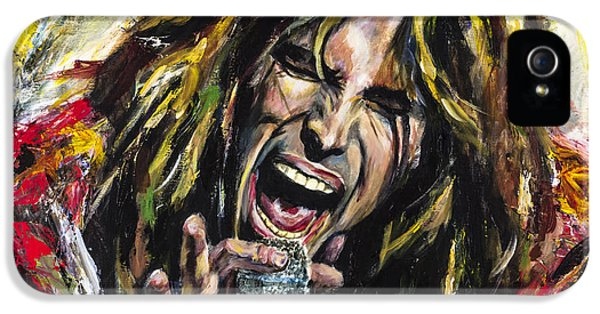 Steven Tyler IPhone 5 Case