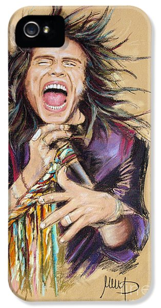 Steven Tyler IPhone 5 Case