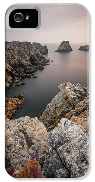 French iPhone 5 Case - Stillness At The End Of The World by Karsten Wrobel