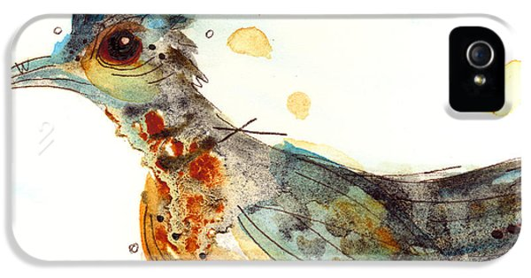 Stop And Smell What? IPhone 5 / 5s Case by Dawn Derman
