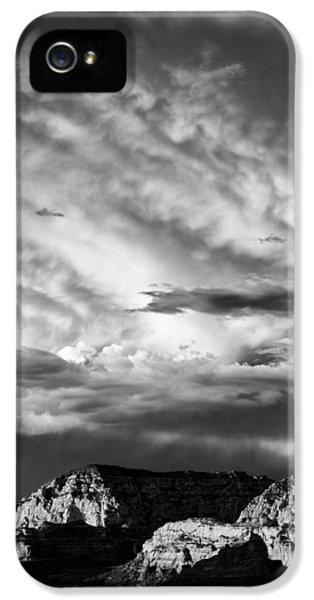 Storm Over Sedona IPhone 5 Case by Dave Bowman