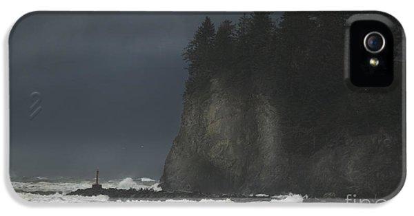 Storm At Lapush Washington State IPhone 5 Case