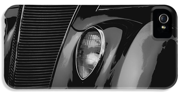 Streetrod 1937 Ford IPhone 5 Case