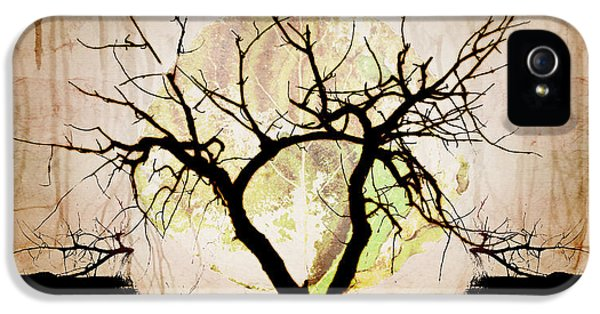 Stretching IPhone 5 Case by Brett Pfister