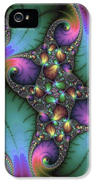 Stunning Mandelbrot Fractal IPhone 5 Case