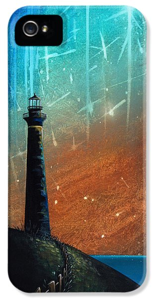 Such A Night As This IPhone 5 Case by Cindy Thornton