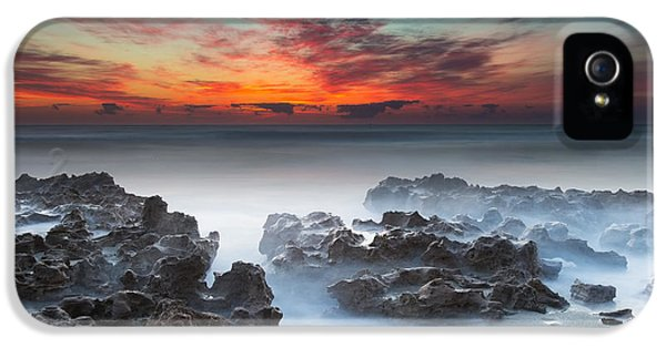Sunrise At Blowing Rocks Preserve IPhone 5 Case