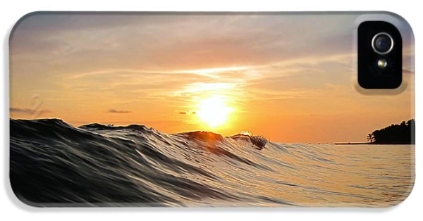 Sunset In Paradise IPhone 5 Case by Nicklas Gustafsson